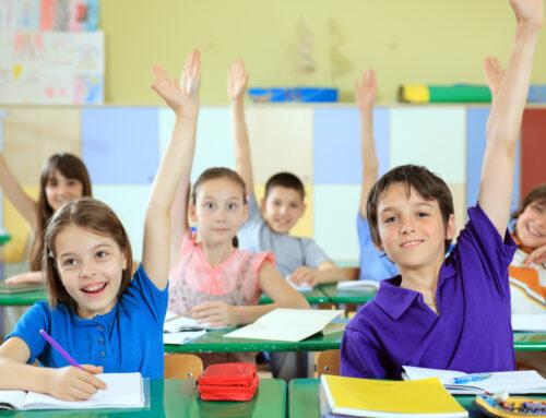 Αυξάνοντας τη Συγκέντρωση και Προσοχή στη σχολική τάξη