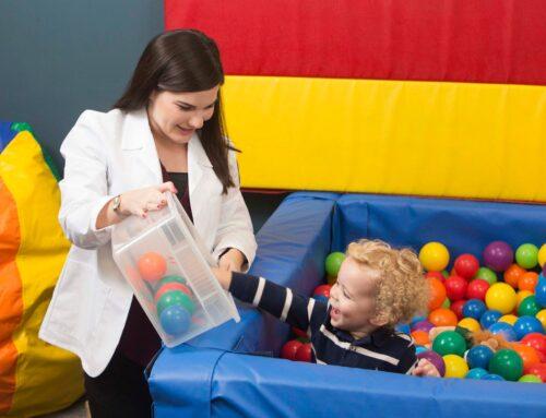 """Γιατί το παιδί """"απλά παίζει"""" όταν επισκέπτεται τον Εργοθεραπευτή;"""